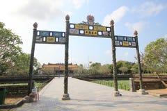 Vietnam Hue Complex de Hue Monuments Imagenes de archivo