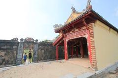 Vietnam Hue Complex de Hue Monuments Fotos de archivo libres de regalías
