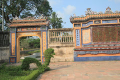 Vietnam Hue Complex of Hue Monuments Stock Image