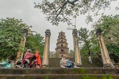 Vietnam - Hue Stock Image
