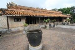 Vietnam Hue Lang khai dinh tomb Royalty Free Stock Image