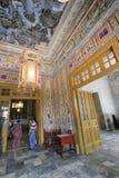 Vietnam Hue Lang khai dinh tomb Royalty Free Stock Photo
