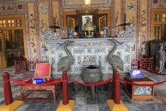 Vietnam Hue Lang khai dinh tomb Royalty Free Stock Photography