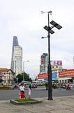 Vietnam huvudstad Ho Chi Minh City Royaltyfri Foto