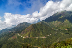 Vietnam landscape Stock Photos