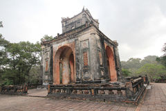 Vietnam Lang khai dinh tomb in Hue Royalty Free Stock Photo