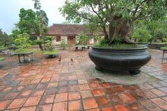 Vietnam Lang khai dinh tomb in Hue Royalty Free Stock Photos
