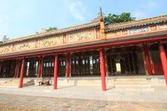 Vietnam Lang khai dinh tomb in Hue Stock Photos