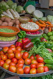 Vietnam local market Stock Photography