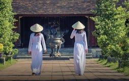 Vietnam-Mädchen Stockfotos