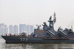 Vietnam marin royaltyfria bilder