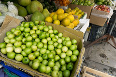Vietnam Market. A variety of food products they sell Stock Image