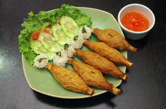 Vietnam mat Arkivbilder