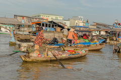 Vietnam - Mekong Delta Royalty Free Stock Photo
