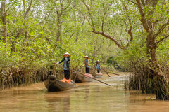 Vietnam - Mekong Delta Royalty Free Stock Photography