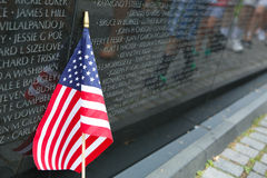 Vietnam memorial Royalty Free Stock Photo