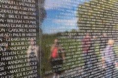 Vietnam Memorial Royalty Free Stock Photo