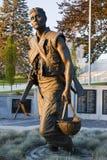 Vietnam Memorial at the Utah State Capitol Stock Image