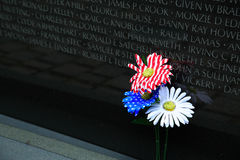 Vietnam memorial Stock Photos