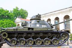 Vietnam Military History Museum, Hanoi Vietnam Stock Photo