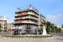 Vietnam-Mittehaupttageslichthochzeit stockfoto