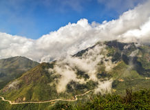 Vietnam mountain Stock Photography