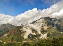 Vietnam mountain Stock Photography