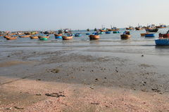 Sea, body, of, water, transportation, coastal, and, oceanic, landforms, shore, beach, coast, sand, sky, mudflat, boat, vehicle, oc royalty free stock images