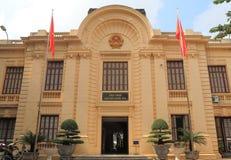 Vietnam nationellt museum av historia Arkivfoton