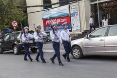 Vietnam Navy guard Royalty Free Stock Image