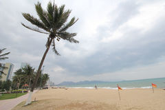 Vietnam Nha Trang beach Royalty Free Stock Photos