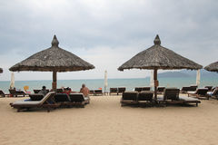 Vietnam Nha Trang beach Royalty Free Stock Photography