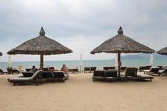 Vietnam Nha Trang beach Royalty Free Stock Photography