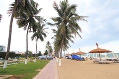 Vietnam Nha Trang beach Stock Image