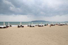 Vietnam Nha Trang beach Stock Photo