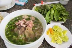 Vietnam noodle PHO Stock Image