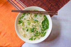Vietnam noodle Stock Images