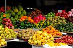 Vietnam, Obstmarkt Hoi An Lizenzfreies Stockfoto