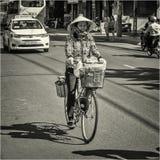 Vietnam och vietnameser Arkivbild