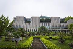 Vietnam Parliament House, Hanoi, Vietnam stock image