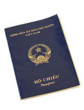 Vietnam  passport Stock Photos