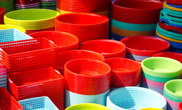 VietNam Platic. Plastics many applications in life. Group of product packaging Royalty Free Stock Photos