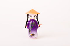 Vietnam puppet Stock Photography