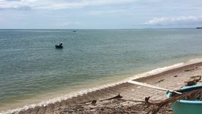 Vietnam sea. The sea in Phu Quoc island, Kien Giang, southern Vietnam stock footage
