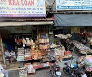 Vietnam shoppar arkivbilder