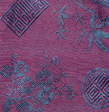 Vietnam silk Stock Photography