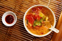 Vietnam soup Royalty Free Stock Photography