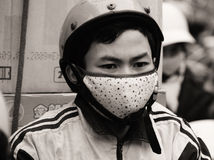 Vietnam starts pollution battle Royalty Free Stock Photography