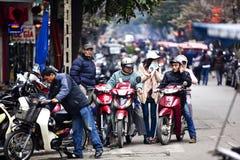 Vietnam-Straße Stockbilder