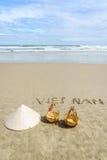 Vietnam strand Royaltyfria Bilder